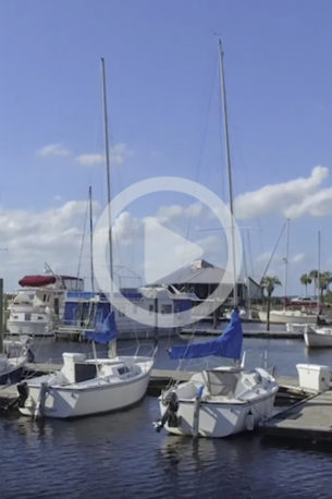 The City of Sanford, Florida wanted to let their citizens know about the new Marina Boat Slips they had available on their waterfront. I made this video for them to showcase what a pleasant daytrip to the city is like!